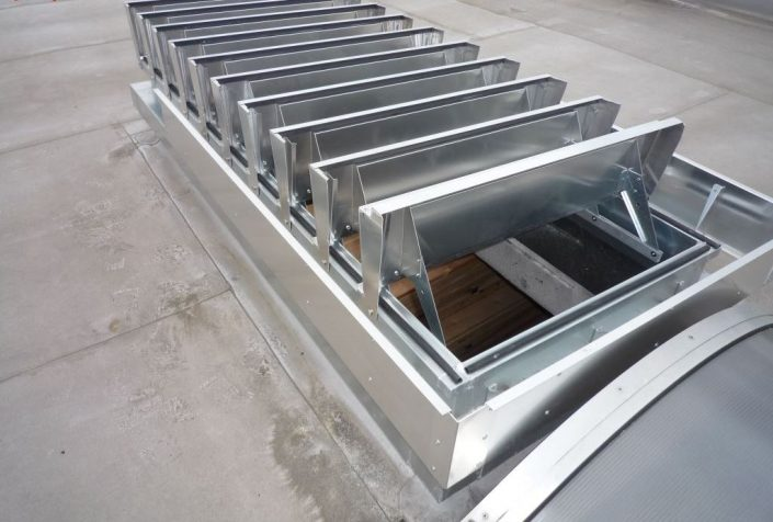 Roof Smoke Vent Flat Amp Pitched Aov Automatic Vent Window