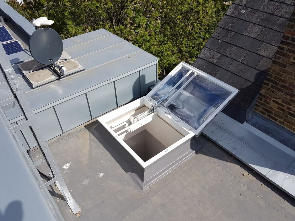 Thermadome AOV London Residential above 1