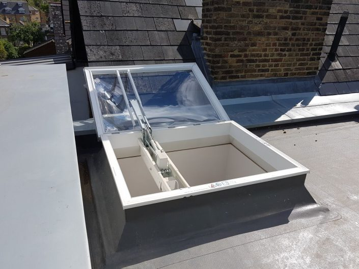 Thermadome AOV London Residential above 2