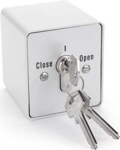 Thermadome Key Switch